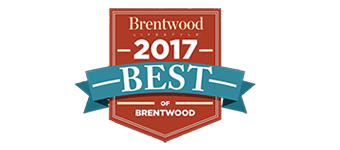 Brentwood 2017 Best of Brentwood Badge