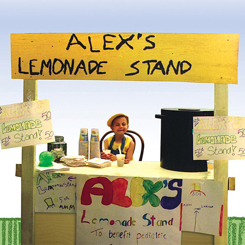 child in a Lemonade Stand