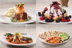 FIREBIRDS WOOD FIRED GRILL'S SPRING MENU OFFERS SEASONAL FAVORITES