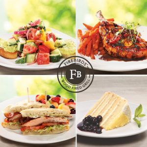 Firebirds Wood Fired Grill Summer Features Kicks it up a Notch With Summer Zest