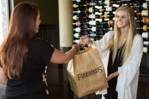 Firebirds Wood Fired Grill Partners with DoorDash